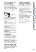 Sony DSC-TX7 - DSC-TX7 Istruzioni per l'uso Ungherese - Page 4