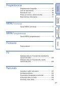 Sony DSC-TX7 - DSC-TX7 Istruzioni per l'uso Croato - Page 6