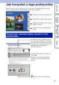 Sony DSC-TX7 - DSC-TX7 Istruzioni per l'uso Polacco - Page 2