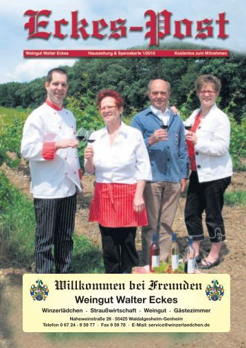Download Eckes Post [.pdf] - Das Winzerlädchen