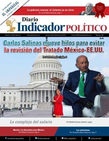 la revisión del Tratado México-EE.UU