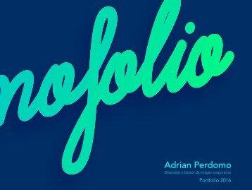 PORTFOLIO ADRIAN PERDOMO 2016_05