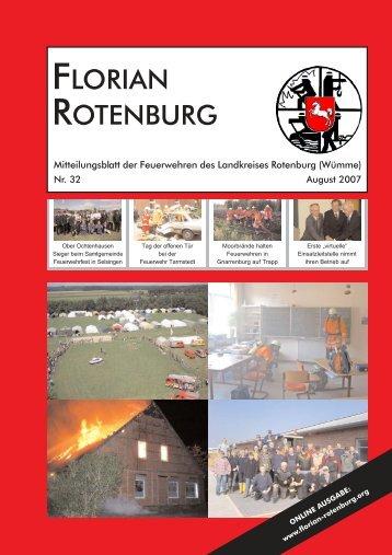 ONLINE AUSGABE - Florian Rotenburg