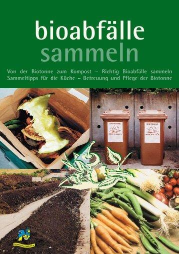 Von der Biotonne zum Kompost - Umweltbundesamt