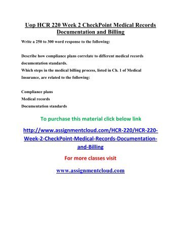 medical records documentation billing Medical policy medical records documentation guidelines medical record documentation is frequently required to determine the medical necessity for services described in blue cross blue shield of texas (bcbstx).
