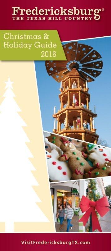 Christmas & Holiday Guide 2016