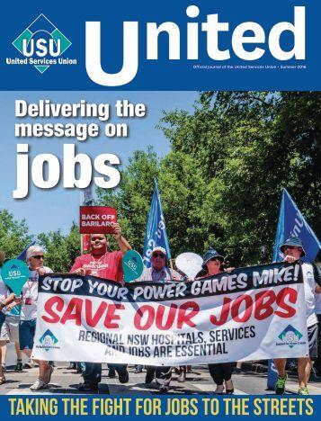 United magazine Summer 2016