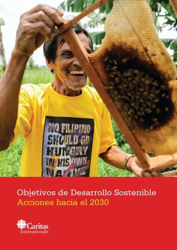 Objetivos de Desarrollo Sostenible Acciones hacia el 2030