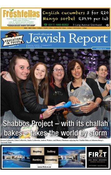 Jewish Report