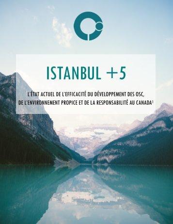 ISTANBUL +5