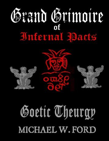 Grand Grimoire of Infernal Pacts