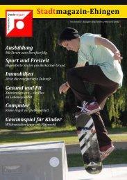 Werbenim Stadtmagazin-Ehingen?
