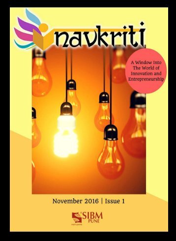 Navkriti Issue 1