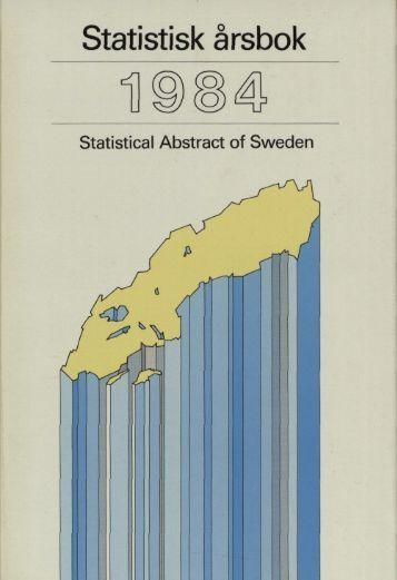 Sweden Yearbook - 1984