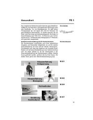 PB 3 Gesundheit - VHS Ahrensburg