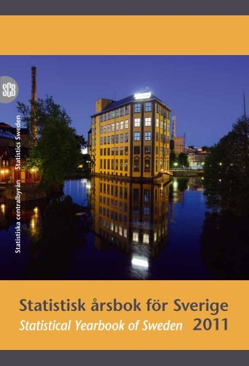 Sweden Yearbook - 2011