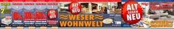 ZINSEN! - Weser Wohnwelt