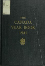 Canada Yearbook - 1941