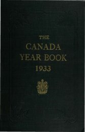 Canada Yearbook - 1933