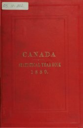 Canada Yearbook - 1889