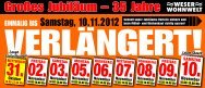jubiläums-finanzierung! - Weser Wohnwelt