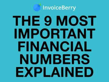 The 9 Most Important Financial Numbers Explained
