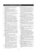 Philips Lecteur/enregistreur de DVD disque dur - Mode d'emploi - DAN - Page 3