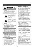 Philips Lecteur/enregistreur de DVD disque dur - Mode d'emploi - DAN - Page 4