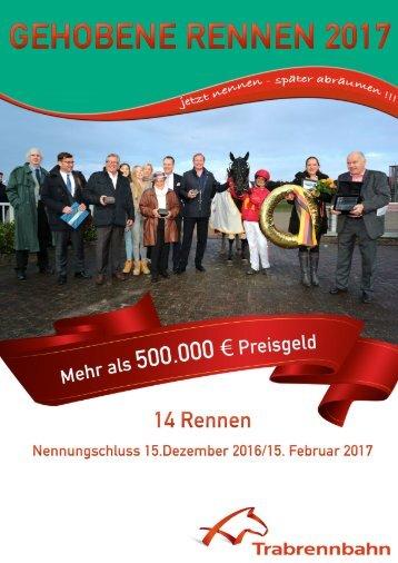 Ausschreibungen Gehobene Rennen 2017 PDF Datei