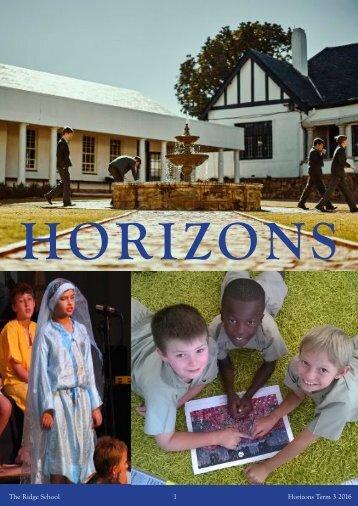 Horizons Term 3 2016 FINAL1