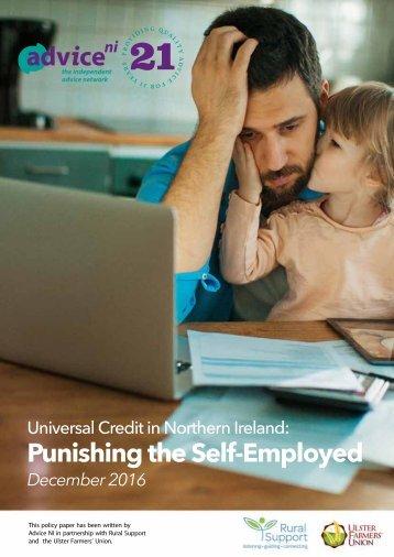 Punishing the Self-Employed
