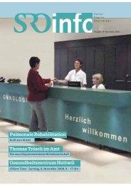 Gesundheitszentrum Huttwil - Spital Region Oberaargau