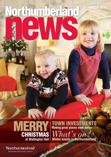 Northumberland News Winter 2016 - Central