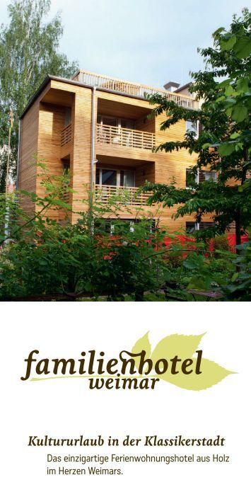 Urlaub in Familie! - Familienhotel Weimar