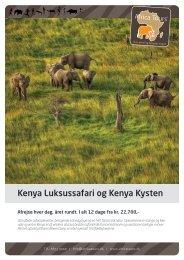 KenyaLuksusSafariKenyaKysten2017