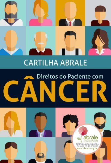 Cartilha Direitos do Paciente com Câncer | 1
