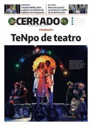 CERRADO TeNpo de teatro