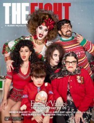 THE FIGHT SOCAL'S LGBT MONTHLY MAGAZINE DECEMBER 2016