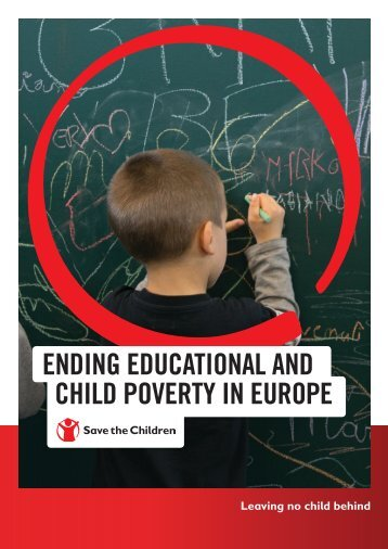 CHILD POVERTY IN EUROPE