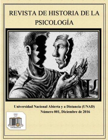 Revista Historia de la Psicología