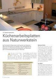 Das anspruchsvoll gestaltete Denkmal. Karat - Naturstein-Gutachten