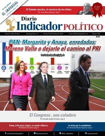 Moreno Valle o dejarle el camino al PRI
