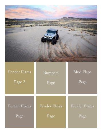 TrailMods Catalogue