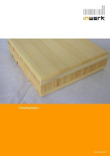 Bestellformular - Inwerk Kuechen, Martin Ritter