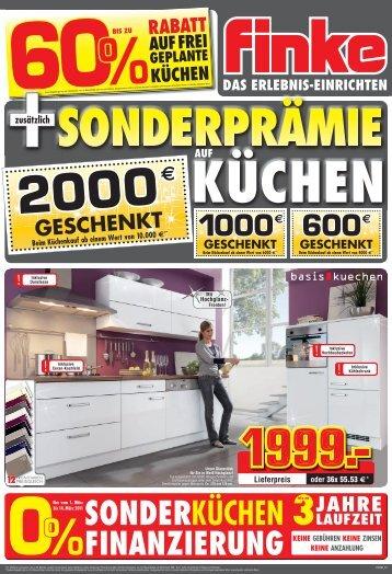 Lieferpreis - Finke
