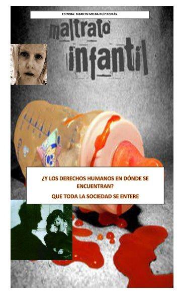 Marilyn Ruiz Los derechos humanos en contra de la violencia infantil