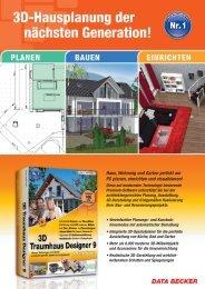 Haus, Wohnung und Garten perfekt am PC planen, einrichten und ...