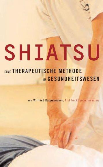 Shiatsu Dossier Kientalerhof Schule fuer Koerpertherapie