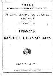 Chile Yearbook - 1934