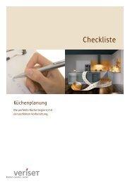 Checkliste - Sanitas Troesch AG